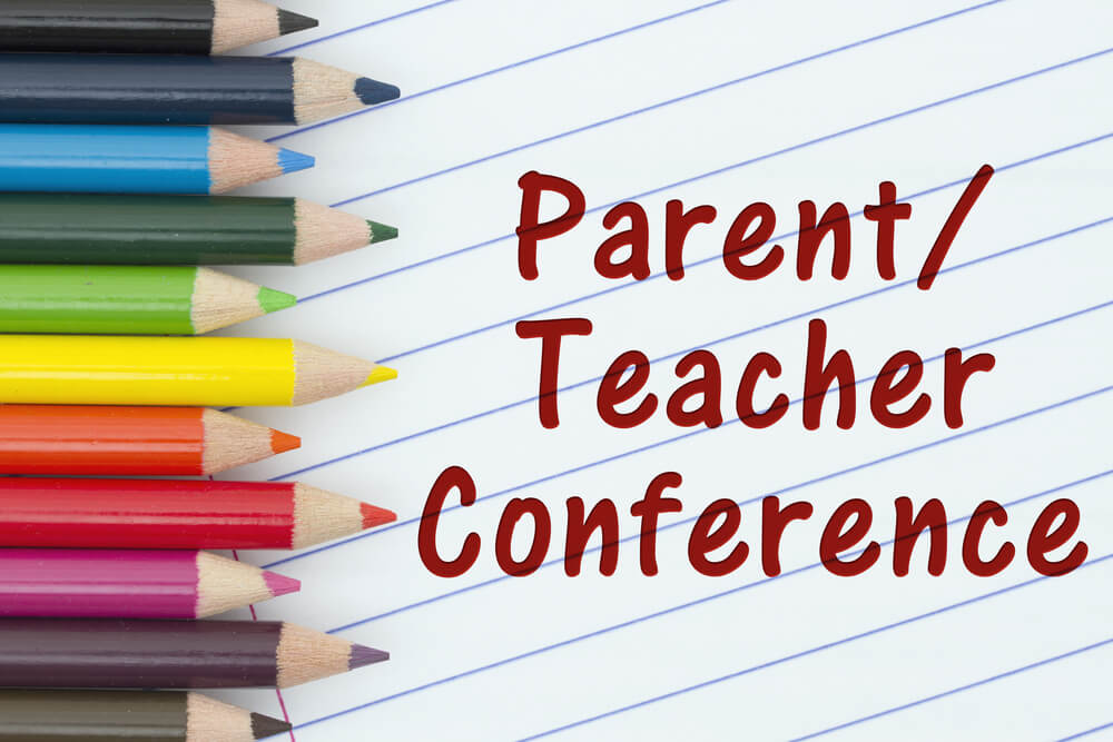 Parent-Teacher-Student  Conferences. Early dismissal at 12:30 pm on February 3 and 4th, 2021